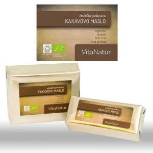 Kakavovo maslo (eko) 500 g
