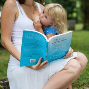 Knjiga 10 P-jev za uspešno dojenje (Willma A.K.)