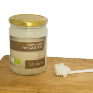 Kokosovo olje (Eko) 500 ml