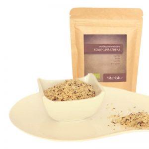 Konopljina semena (eko) 250 g