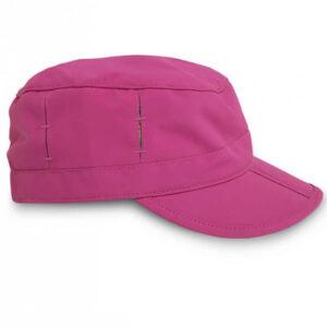 UV otroška kapa s pregibom Sunday Afternoons - Wild Berry