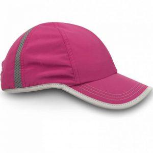 UV otroška kapa Sunday Afternoons - Vivid Magenta (univerzalna velikost)