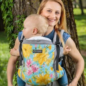 Strukturirana Nosilka ISARA Toddler - Garden Splendor