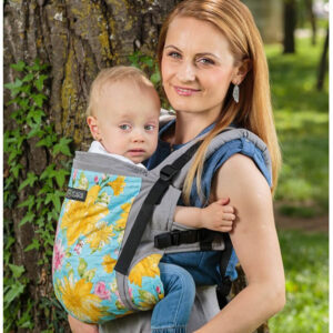 Strukturirana Nosilka ISARA Toddler – Garden Splendor