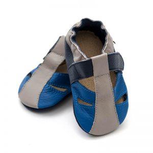 Usnjeni sandalčki Liliputi - Atacama Navy