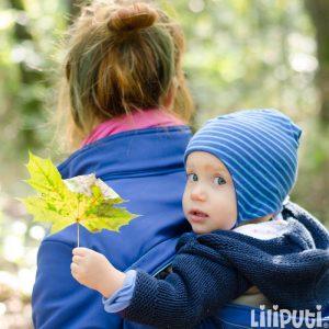Liliputi plašček 4v1 za nosečnost in nošenje otrok – Feather