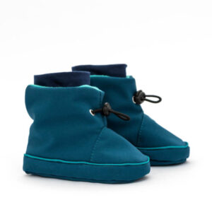Liliputi škorenjčki iz SoftShell-a - Azure Turquoise