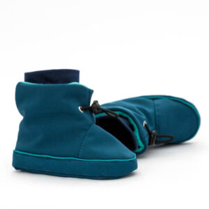Liliputi škorenjčki iz SoftShell-a – Azure Turquoise