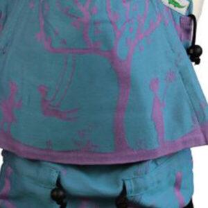 Strukturirana Nosilka BUZZIDIL – Eden Eva Exclusive (velikost baby 0-18m)